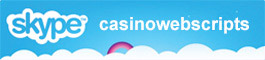 Skype ID casinowebscripts