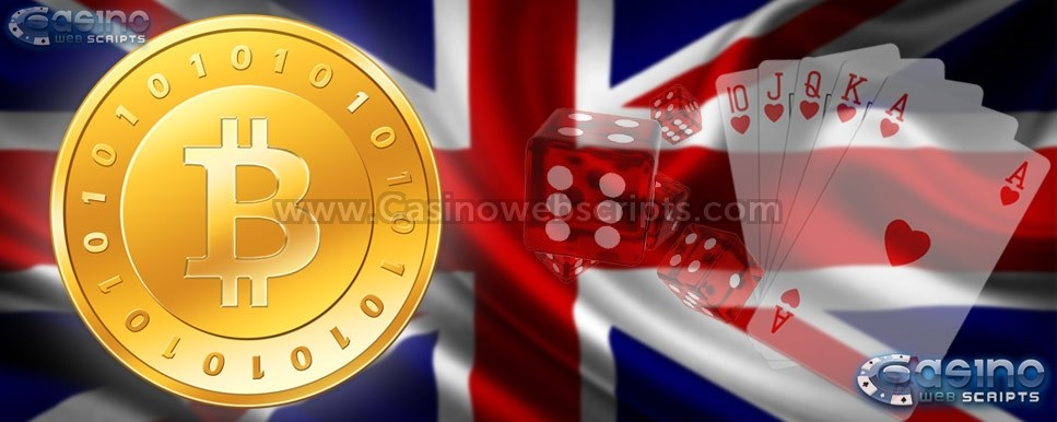 Bitcoin gaming UK