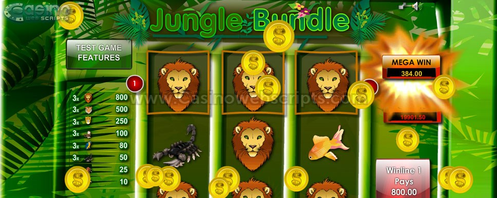 Jungle Bundle