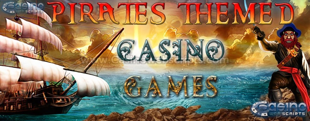 Casino themed games