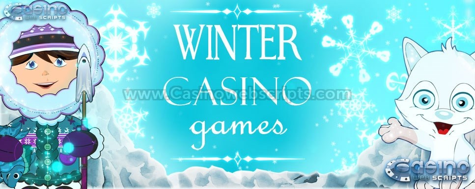 Winter Casino Games