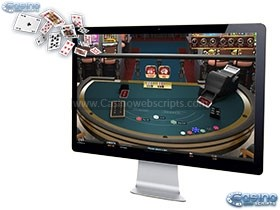 Baccarat online casino preview