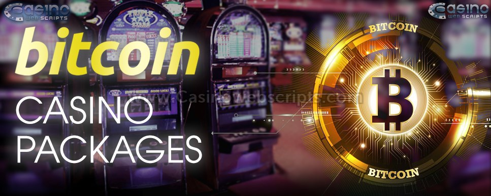 bitcoin casino packages
