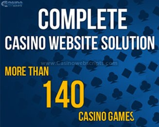 Complete casino solution