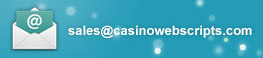 Email: sales[at]casinowebscripts