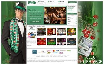 Template Casino GREEN
