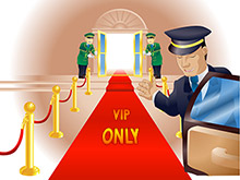 Casino VIP Loyalty Program