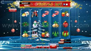 A Christmas Slot Preview Pic Main Screen 1
