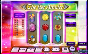 The Lost Amulet 3RS