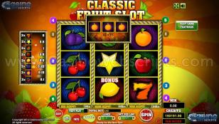 Classic Fruit Slot Preview Pic 6