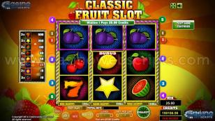 Classic Fruit Slot Preview Pic 8
