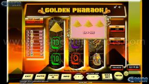 Golden Pharaoh 3RS Preview Pic 4