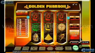 Golden Pharaoh 3RS Preview Pic 6