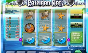 Poseidon 3RS Slot