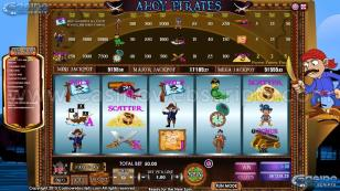 Ahoy Pirates Preview Pic Main Screen 1