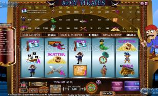 Ahoy Lucky Pirates