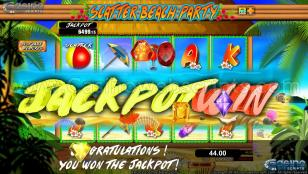 Scatter Beach Party Preview Pic Jackpot Screen 17