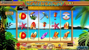 Scatter Beach Party Preview Pic Main Screen 1
