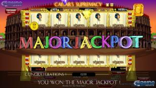 Caesar Supremacy Preview Pic Jackpot Screen 16