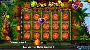 Golden Aztecs Preview Pic Jackpot Screen 18