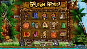 Golden Aztecs Preview Pic Main Screen 1