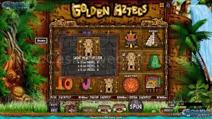 Golden Aztecs Preview Pic Symbols Paytable 2