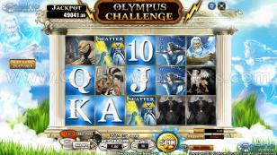 Olympus Challenge Preview Pic Main Screen 1