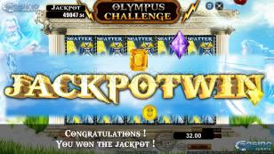 Olympus Challenge Preview Pic Jackpot Screen 22
