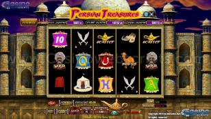 Persian Treasures Preview Pic Main Screen 1