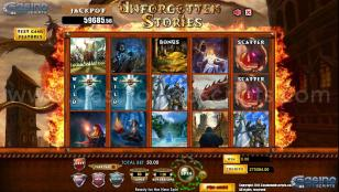 Unforgotten Stories Preview Pic Main Screen 1