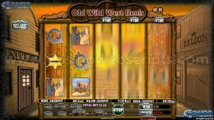 Old Wild West Reels Preview Pic 8