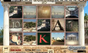 Ancient Wonders 3D