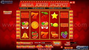 Mega Joker Jackpot Preview Pic Main Screen 1