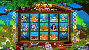Redneck Dynasty Preview Pic  Main Screen 1