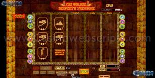 The Golden Serpent Treasure Preview Pic  6