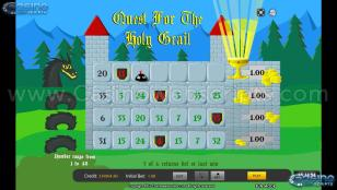 Quest for the Holy Grail Hi Lo Preview Pic 15