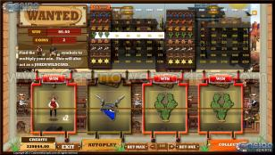 Wanted MultiSpin Slot Preview Pic 3
