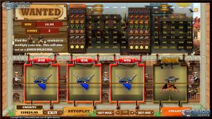 Wanted MultiSpin Slot Preview Pic 5