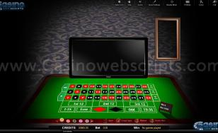 American Roulette TV 3D