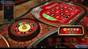 Mini Roulette 3D Preview Pic  Main Screen 1
