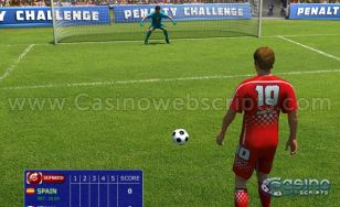 Penalty Shootout Challenge
