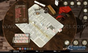 Poker Dice Wild West
