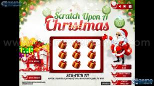 Scratch Upon A Christmas Preview Pic Main Screen 1