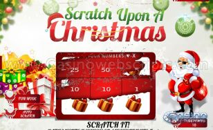 Scratch Upon A Christmas