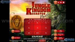 Jungle Kingdom Scratch Party Preview Pic 3