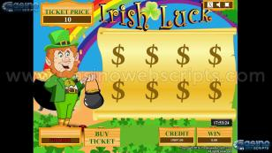 Irish Luck Preview Pic Main Screen 1