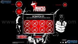 Mafia Payday Preview Pic Main Screen 1