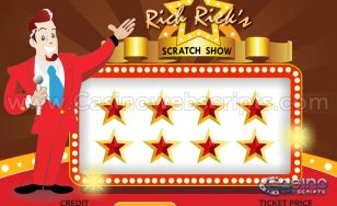 Rich Rick Scratch Show