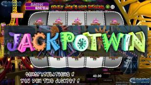 Crazy Jack Carnival Preview Pic Jackpot Screen 16