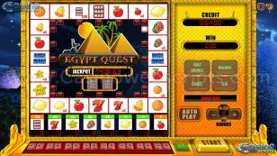 Egypt Quest Slot Preview Pic Main Screen 1